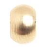 Metal Bead Round 6mm Brass